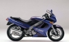 1994年モデル(EX250-H5) METALLIC VIOLET ROYAL / METALLIC SONIC BLUE