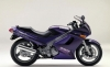1991年モデル(EX250-H2) METALLIC VIOLET ROYAL / METALLIC EVENTIDE