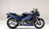 1991年モデル(EX250-H2) EBONY / METALLIC SONIC BLUE