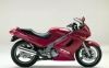 1991年モデル(EX250-H2) CANDY CARDINAL RED / LUMINOUS ROSE OPERA