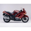2001年モデル (ZX1100-D9) LUMINOUS VINTAGE RED