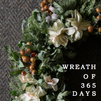WREATH OF 365 DAYS