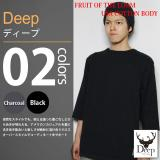 Deep×FRUIT OF THE LOOM