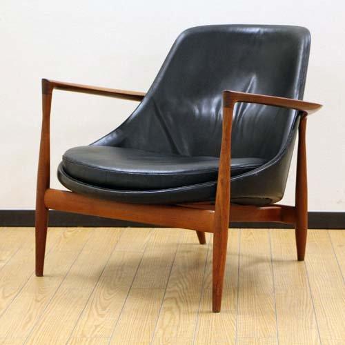 北欧デンマークビンテージ家具/UD6106/エリザベスチェア