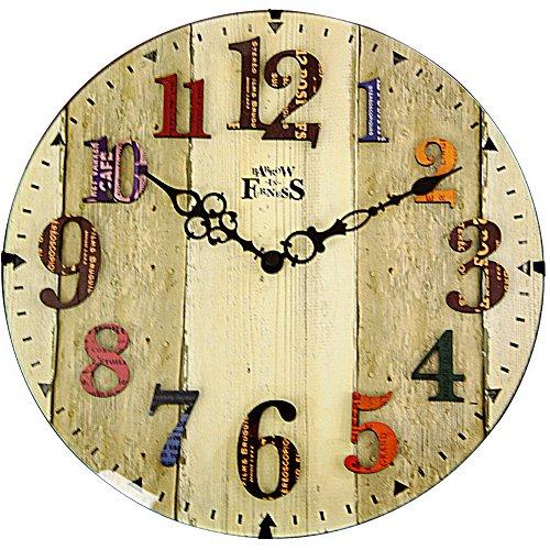 電波掛け時計アンベルク