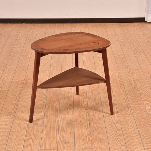 北欧デンマークビンテージ家具/UD7001/サイドテーブル
