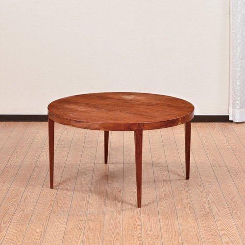 北欧デンマークビンテージ家具/UD7050/ラウンドコーヒーテーブル