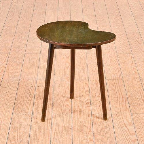 北欧デンマークビンテージ家具/UD7028/ビーンズミニテーブル