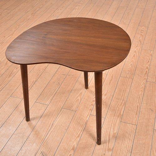 北欧デンマークビンテージ家具/UD7091/サイドテーブル