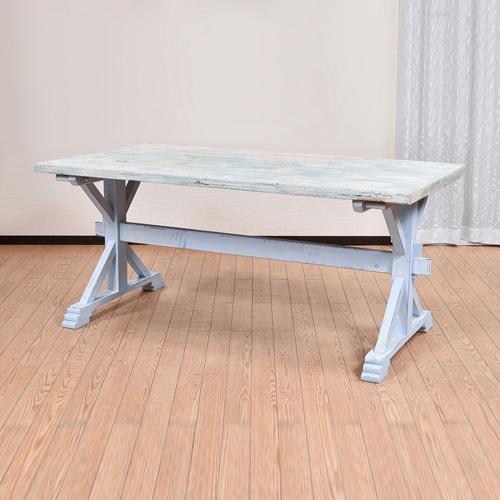 北欧デンマークビンテージ家具/UD7097/ガーデンテーブル