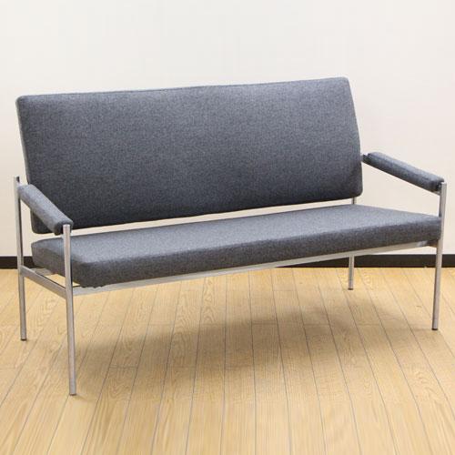 北欧デンマークのビンテージ家具/UD4091/3人掛けソファ/フリッツ・ハンセン