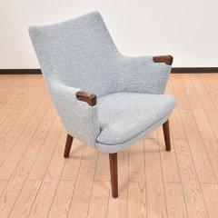 北欧デンマークビンテージ家具/UD7100/ミニベアチェア