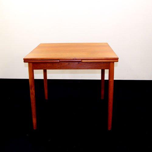 北欧デンマークビンテージ家具/UD7071/伸長式ダイニングテーブル