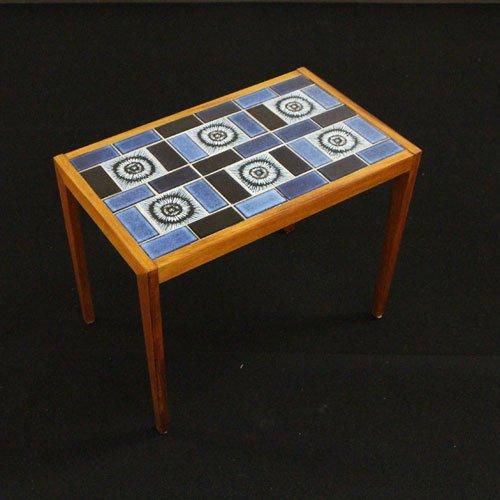 北欧デンマークビンテージ家具/UD7048/サイドテーブル