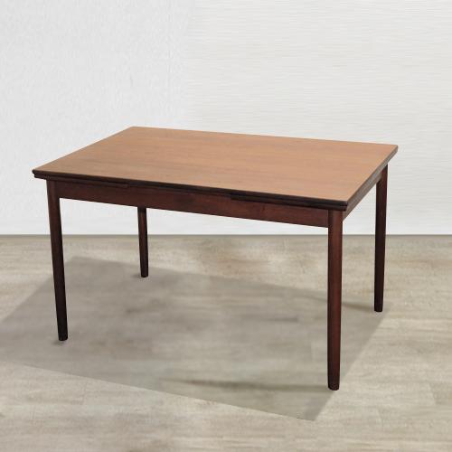 北欧デンマークビンテージ家具/UD7075/伸長式ダイニングテーブル