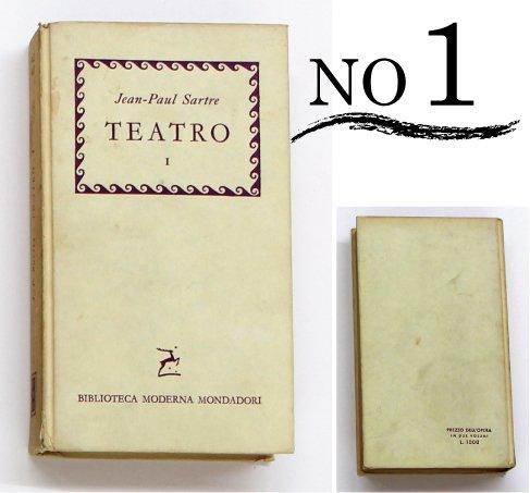 イタリア製洋古書 NO1 ディスプレイ用