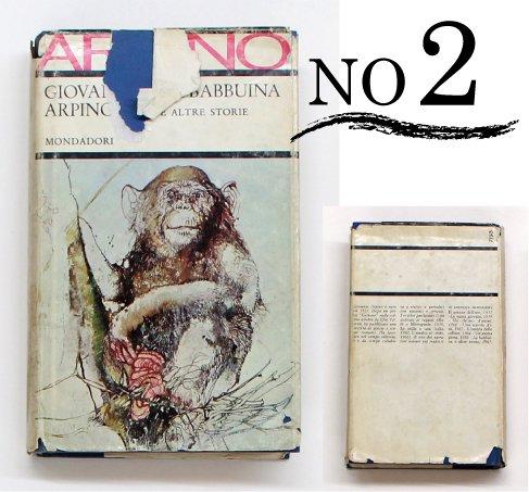 イタリア製洋古書 NO2 ディスプレイ用