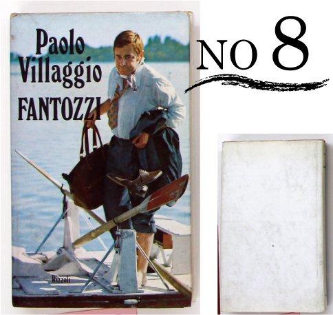 イタリア製洋古書 NO8 ディスプレイ用
