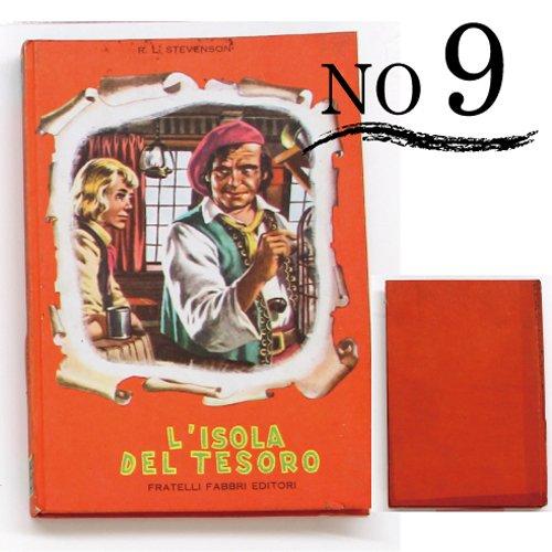 イタリア製洋古書 NO9 ディスプレイ用