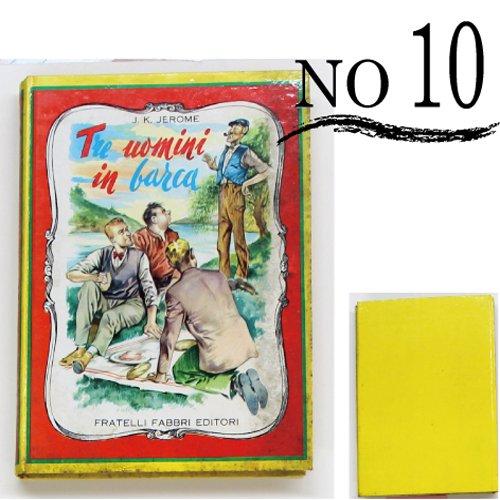 イタリア製洋古書 NO10 ディスプレイ用