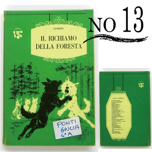 イタリア製洋古書 NO13 ディスプレイ用
