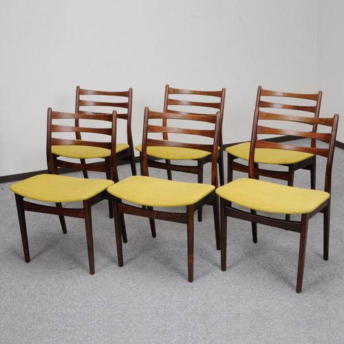 北欧家具アウトレット/北欧デンマークのビンテージ家具/UD42/ダイニングチェア