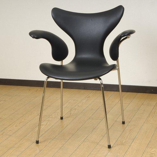 北欧デンマークのビンテージ家具/UD2082/Arne Jacobsen / エイトチェア / Fritz Hansen