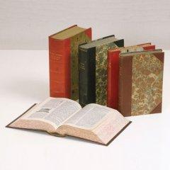 洋古書(1冊) 北欧デンマークのビンテージ/UD6071/UD7094 ディスプレイ用