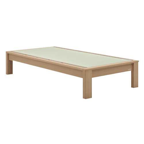 スミカ ヘッドレス シングル畳ベッド