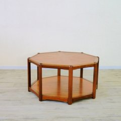 8角形コーヒーテーブル/UU/ST1297
