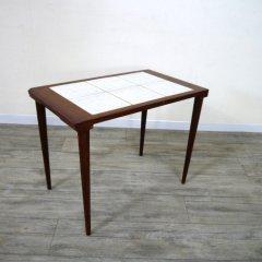 タイル付サイドテーブル/UD8036