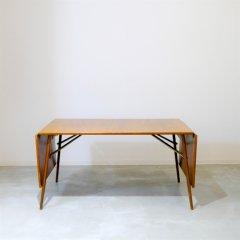 デザイナーズ「Model.162」Borge Mogensen/ドロップリーフダイニングテーブル/UD8028