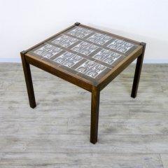 タイル付サイドテーブル/UD8043