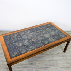 タイル付コーヒーテーブル/UD8047