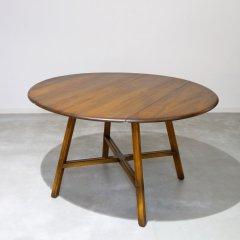 オールドコロニアル ドロップリーフテーブル/DT1589