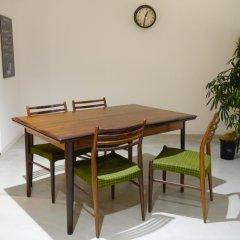 ES moble / vamo sonderborg  ダイニング5点セットエクステンションテーブル/UD3043