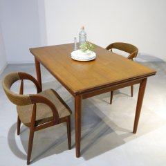 ドロップリーフダイニングテーブル(伸長式) UD8269