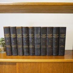 デンマーク洋古書「ILLUSTRERET DANSK」シリーズ5冊セット�/UD6071
