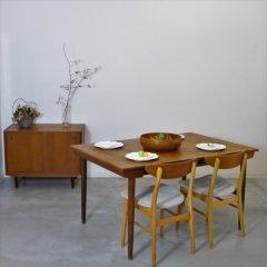 ハンス・オルセン/伸長式ダイニングテーブル(W1400〜1900)/UD8208
