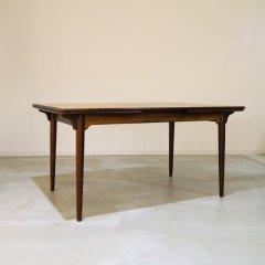 グンニ・オマーン/オマン・ユール/伸長式ダイニングテーブル(W1405→1945→2485)/UD8203