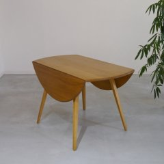 アーコール/ドロップリーフ(伸長式)テーブル/ DT543