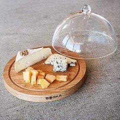 ボスカ チーズボード&ドーム OAK