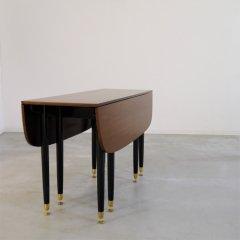G-plan(ジープラン)/Tola&Black(トラー&ブラック)/伸長式ダイニングテーブル/UU_A011