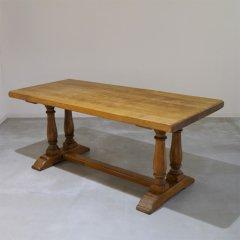 無垢天板/ダイニングテーブル/ DT650