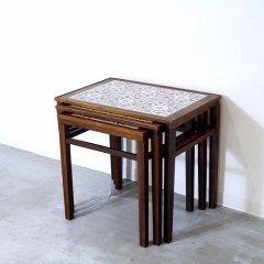 タイルトップネストテーブル|UD9021