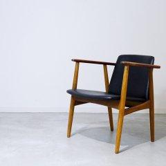 デザイナーズ|ラウンジアームチェア/ハンス・オルセン|UD9161