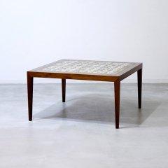 デザイナーズ|タイルトップ スクウェアテーブル/サヴァリン・ハンセンJr/BACA|UD9241