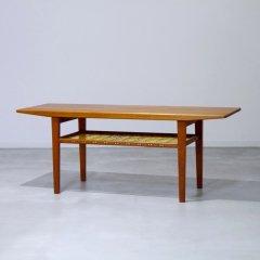 コーヒーテーブル / チーク|UD10028