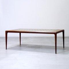 デザイナーズ|タイルトップコーヒーテーブル/ヨハネス・アンダーセン|UD10007