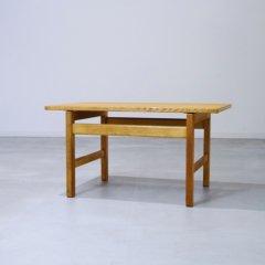 デザイナーズ|コーヒーテーブル/ハンスJウェグナー/オーク|UD10020